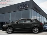 2016 Audi Q3 2.0T Progressiv quattro 6sp Tiptronic