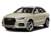 2018 Audi Q3 2.0T Progressiv quattro 6sp Tiptronic