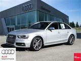 2013 Audi S4 3.0T Prem S tronic qtro