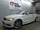 BMW 1 Series 135i Décapotable / M Sport Package 2012 Moteur 3.0L Turbo 300 HP / Garantie 1 An ou 15 000 km GMP / Inclus