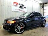 BMW 1 Series 128i Toit / Bas Kilo / Jamais Accidenté 2013 Garantie 1 An ou 15 000 km