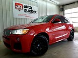 BMW X4 XDrive28i / M Package / Jamais Accidenté / 2015 Garantie 1 An ou 15 000 km GMP / Inclus / Caméra Recul