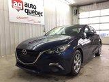 Mazda Mazda3 GX-SKY 49 338 KM SEULEMENT 2014 UNE SEULE PROPRIÉTAIRE / JAMAIS ACCIDENTÉ