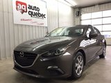 Mazda Mazda3 GX-SKY 2014 JAMAIS ACCIDENTÉ / UN SEUL PROPRIÉTAIRE