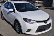 2016 Toyota Corolla CE MANUEL