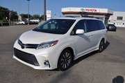 Toyota Sienna LIMITED AWD 2018