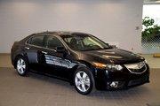 Acura TSX W/Premium Pkg cuir toit bluetooth noir 2012