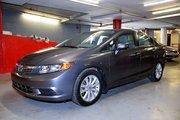 Honda Civic EX-L CUIR NAVI TOIT MAG WOW! 2012 EX-L CUIR NAVI TOIT MAG WOW!