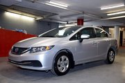 Honda Civic LX CAMERA RECUL SIÈGES CHAUFFANTS 2015 LX CAMERA RECUL SIÈGES CHAUFFANTS
