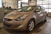 Hyundai Elantra LIMITED, CUIR, TOIT BAS KILOMETRAGE 2011