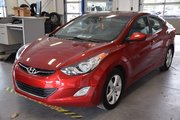 Hyundai Elantra GLS AUTO I PROPRIETAIRE JAMAIS ACCIDENTE 2013