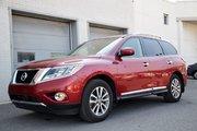 Nissan Pathfinder PLATINUM CUIR GPS TOIT 8 PNEUS 2015 UN SEUL PROPRIO JAMAIS ACCIENTÉ