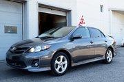 Toyota Corolla SPORT S TOUTE ÉQUIPÉ BAS KM'S 2011 RETOUR DE LOCATION JAMAIS ACCIDENTÉ