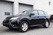 Toyota RAV4 4WD LE TOUTE ÉQUIPÉ AVEC BLUETOOTH BAS KM'S 2015 UN SEUL PROPRIO JAMAIS ACCIDENTÉ
