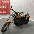 Harley-Davidson Fxdwg FXDWG 2011