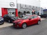 2015 Mazda Mazda3 GT+LEATHER+GPS+BOSE