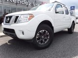 2014 Nissan Frontier PRO-4X SUNROOF**LEATHER**GPS**CREW CAB