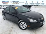 2014 Chevrolet Cruze 1LT  - Bluetooth -  OnStar - $142.86 B/W