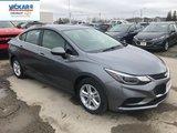 2018 Chevrolet Cruze LT  - Bluetooth -  Heated Seats - $163.43 B/W