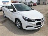 2018 Chevrolet Cruze LT  - Bluetooth -  Heated Seats - $169.03 B/W