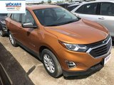 2018 Chevrolet Equinox LS  - Bluetooth -  Heated Seats - $180.72 B/W
