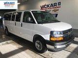2018 Chevrolet Express Cargo Van 15 PASSENGER, 6.0L V8, BACK UP CAMERA  - $271.92 B/W