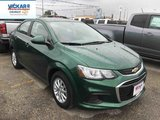 2018 Chevrolet Sonic LT  - Bluetooth - $129.59 B/W