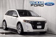 2013 Ford Edge Sport 4D Utility AWD Top of the Line One Owner Loc