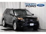 2015 Ford Explorer Limited 4WD 7 Passenger Local One Owner Trade-in