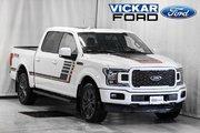 2018 Ford F150 4x4 - Supercrew Lariat - 145