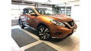 2016 Nissan Murano Platinum - CLEARANCE SPECIAL