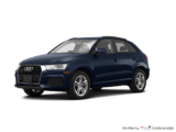 2016 Audi Q3 2.0T Technik quattro 6sp Tiptronic