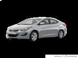 Hyundai Elantra Sedan LER 2016