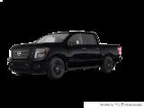 2018 Nissan Titan Crew Cab SV Midnight Edition