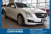 Cadillac ATS SEDAN AWD LUXURY Luxury 2016