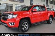 Chevrolet COLORADO CREW CAB, Z71 SWB, 4WD Z71 2015 Bas kilométrage!