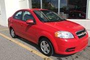 Chevrolet Aveo LS / A/C / Automatique 2009  *NOUVEL ARRIVAGE*