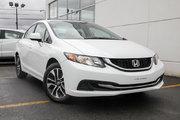 Honda Civic EX*66$/SEM*GARANTIE 3 ANS/60 000 KILOMÈTRES* 2013 *66$/SEM*GARANTIE 3 ANS/60 000 KILOMÈTRES*