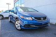 2014 Honda Civic LX*63$/SEM*GARANTIE 3 ANS/60 000 KM*