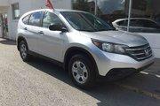 Honda CR-V LX 2012 *81$/SEM*GARANTIE 3 ANS/65 000 KILOMÈTRES*