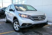 Honda CR-V LX*69$/SEM*GARANTIE 3 ANS/60 000 KILOMÈTRES* 2013 *69$/SEM*GARANTIE 3 ANS/60 000 KILOMÈTRES*