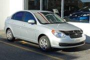 Hyundai Accent 4-dr  2010 Seulement 81000km Très bonne condition