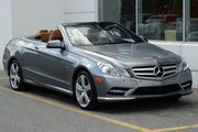 Mercedes-Benz E-Class E350 Convertible 2012 Premium - Navigation - Mags - Parfaite condition