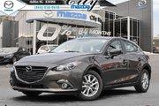 2015 Mazda Mazda3 Sport GS LOW KMS!