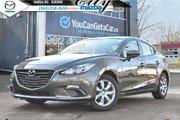 2015 Mazda Mazda3 GX UNDER $10,000!