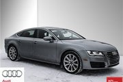 2012 Audi A7 3.0T Premium Tip qtro 3.0L A7 - Under 97,000 km