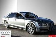 2013 Audi A8 3.0 qtro Premium w/ Tip Certified 2013 A8 - 45,891 KM