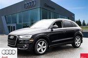 2015 Audi Q3 2.0T Progressiv quattro 6sp Tiptronic A Real Character - Audi Q3