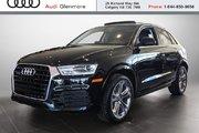 2018 Audi Q3 2.0T Progressiv quattro 6sp Tiptronic Performance is Our Driving Force
