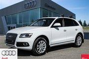 2017 Audi Q5 2.0T Progressiv quattro 8sp Tiptronic